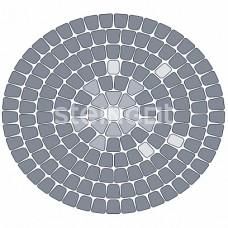 Классика круговая Серая 60 мм