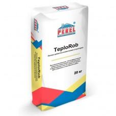 PEREL Штукатурная смесь TeploRob 20 кг