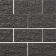 Ströher фасадная плитка KS05 anthrazit 302х148х12