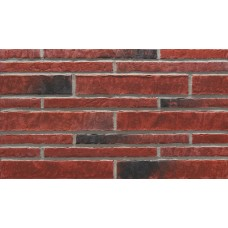 Ströher фасадная плитка 353 Eisenrost 400х35х14