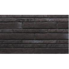 Ströher фасадная плитка 359 Kohleglanz 240х71х14