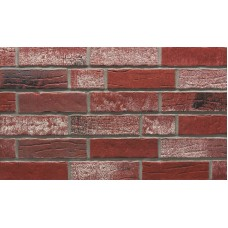 Ströher фасадная плитка 374 Shabbyrot 240х71х14