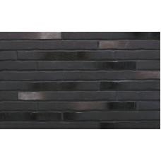 Ströher фасадная плитка 453 Silber-schwarz 490х40х14