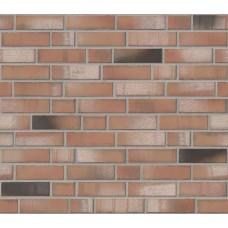 Ströher фасадная плитка 493 Hellrot-bunt 240х52х12