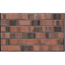 Ströher фасадная плитка 654 Flammenrot 240х71х12