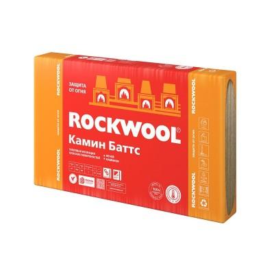 Плита Камин Баттс к/ф ROCKWOOL 30 мм (0,072)