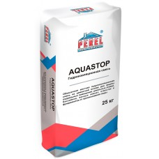 PEREL Гидроизолирующие смеси Aquastop 25 кг