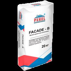 PEREL Шпатлевочная смесь Fasade-b 20 кг