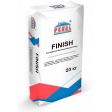 PEREL Шпатлевочная смесь FINISH 20 кг