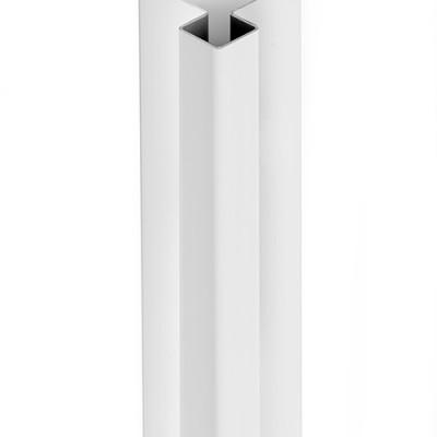 Внешний симметричный угловой профиль алюм.