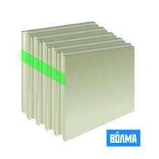 Плита ПГП 667/500/100мм полнотелая влагостойкая