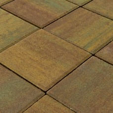 Плитка тротуарная Браер Color Mix Тип 20/ Хаки