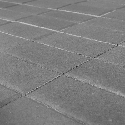 Плитка тротуарная Браер Серый 2