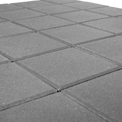 Плитка тротуарная Браер Серый 9