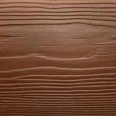 Доска CEDRAL (С30 теплая земля) wood под дерево (внахлест)