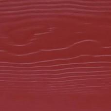 Доска CEDRAL (С61 красная земля) wood под дерево (внахлест)