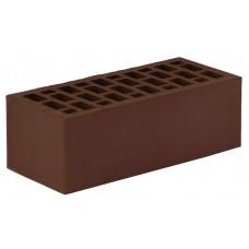 Кирпич утолщенный лицевой коричневый М150,175 РКЗ