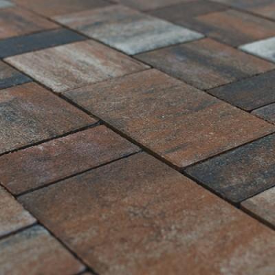 Плитка тротуарная Браер Color Mix Тип 4/ Койот