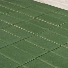 Плитка тротуарная Браер Зеленый 3