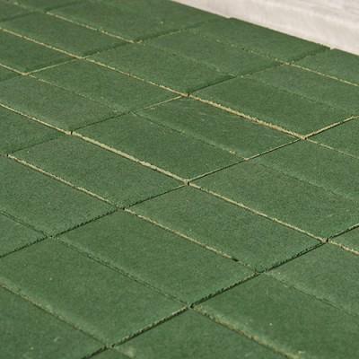 Плитка тротуарная Браер Зеленый 4