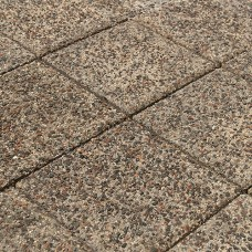 Плитка тротуарная Браер Гранит серый
