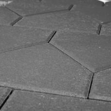 Плитка тротуарная Браер Серый 14