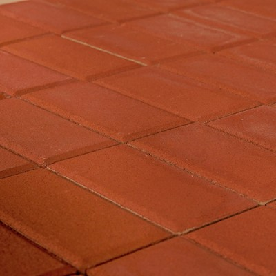 Плитка тротуарная Браер Красный 2
