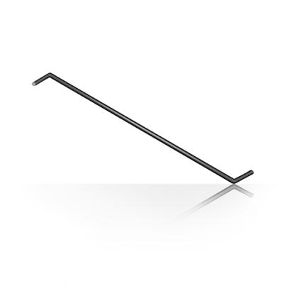 Анкер для крупноформатных камней Д=3мм, L=255 мм, сталь нерж. шт.