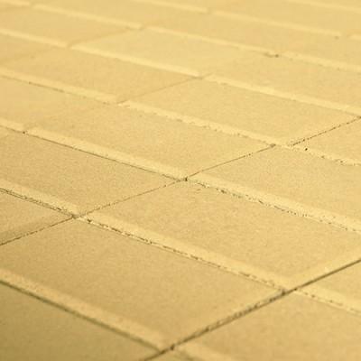 Плитка тротуарная Браер Песочный 1