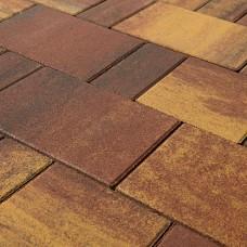 Плитка тротуарная Браер Color Mix Тип 3/ Мальва
