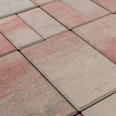 Плитка тротуарная Браер Color Mix Фламинго