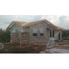 Каркасные дома из SIP-панелей
