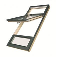 FAKRO окно для крыши с приподнятой осью поворота створки