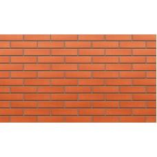 Кирпич лицевой красный 1НФ - Старая стена