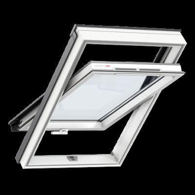 VELUX OPTIMA Комфорт мансардное окно ручка сверху
