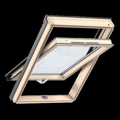 VELUX OPTIMA Комфорт мансардное окно ручка снизу