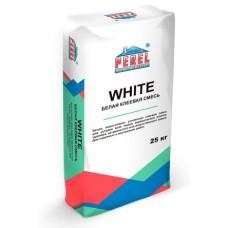 PEREL Клеевая смесь White 25 кг
